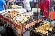Bangkok: Chinatown, streetfood