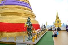 Bangkok: Wat Saket and the Golden Mount