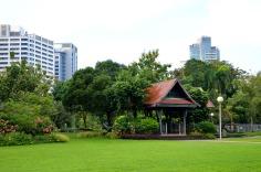 Bangkok: Lumphini Park