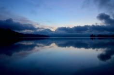 Khao Sok: Cheow Lan Lake, dusk