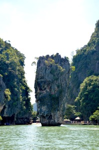 Phang Nga Bay - Khao Phing Kan (James Bond Island)