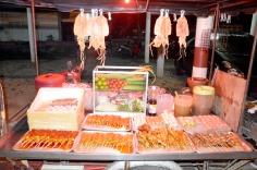 Phuket, Kata Beach - street food