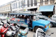 Phuket Town - public bus