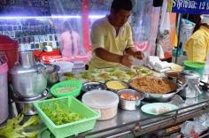 Phuket Town - market