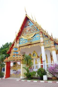 Phuket Town - Wat Mongkol Nimit
