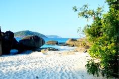 Similan Islands: Ko Miang - beach