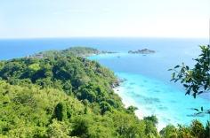 Similan Islands: Ko Miang - 2nd view point