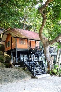 Similan Islands: Ko Miang - bungalow