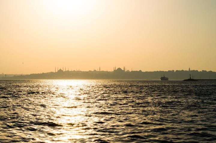 sunset---Istanbul